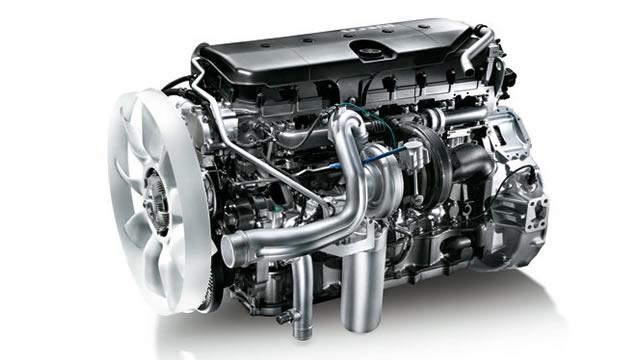 Stralis Iveco Cursor engine