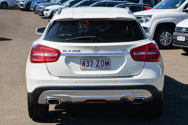 2014 Mercedes-Benz Gla-class X156 GLA200 CDI Wagon Wagon