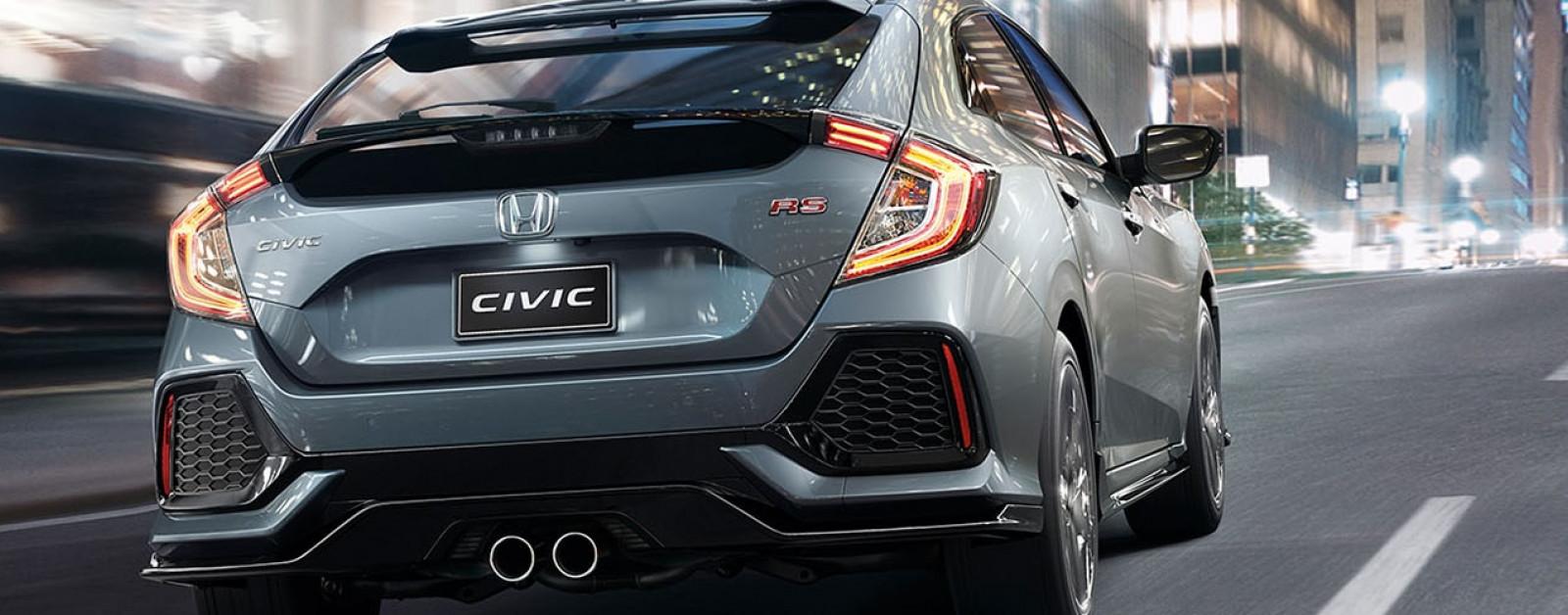 Civic Hatch