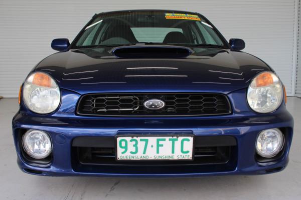 2000 MY01 Subaru Impreza S MY01 WRX Sedan Image 3