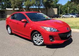 Mazda Mazda3 SP25 BL SERIES 2 MY13