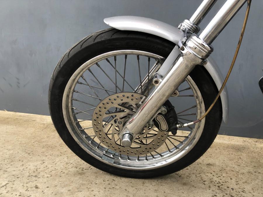 2002 Harley Davidson Softail FXST Standard Motorcycle Image 21