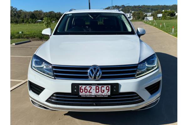 2017 Volkswagen Touareg 7P  V6 TDI Suv Image 2