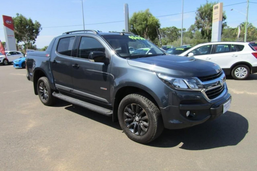2018 MY19 Holden Colorado RG MY19 Z71 Utility