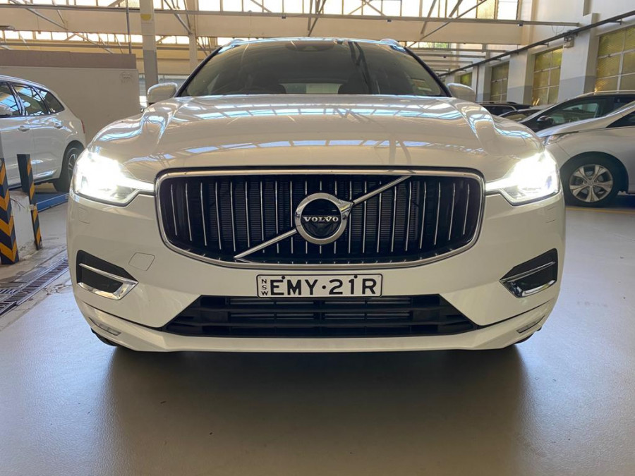 2021 Volvo XC60 UZ T5 Inscription Suv Image 8
