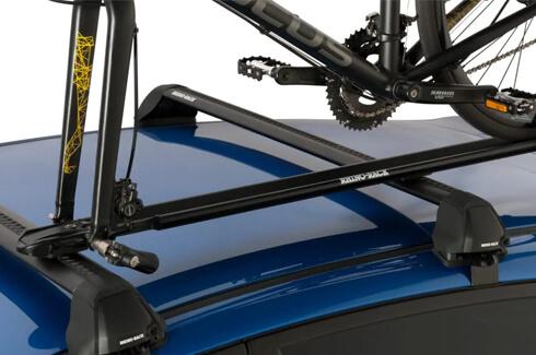 "<img src=""Rhino-Rack Warrior roof top bike carrier"