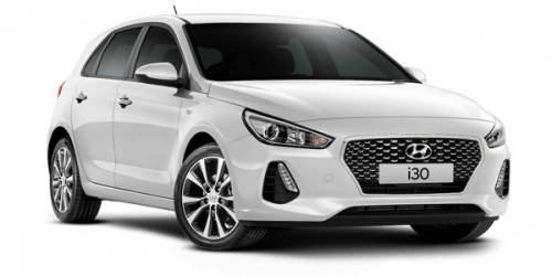 2018 Hyundai i30 PD2 Trophy Sedan