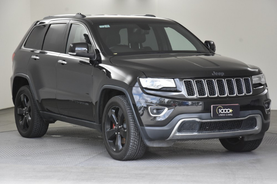 2014 Jeep Grand Cherokee WK MY2014 Limited Suv Image 1