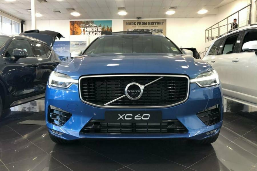 2018 Volvo XC60 UZ D5 R-Design (AWD) Suv Mobile Image 5