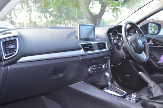 2015 Mazda 3 BM GT Sedan