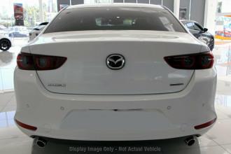 2021 Mazda 3 BP G25 Astina Sedan Sedan Image 4
