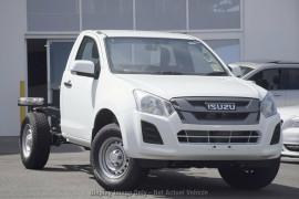 Isuzu UTE D-MAX 4x2 SX Single Cab Chassis High-Ride IO