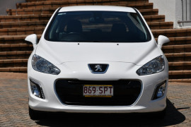 2011 MY12 Peugeot 308 T7 MY12 Active Hatchback Image 2
