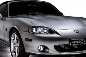 Australia's Piece of Mazda MX-5 History