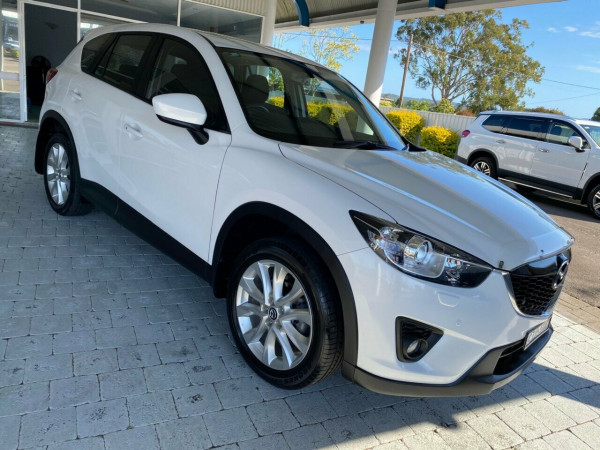 2012 Mazda CX-5 Grand Touring Suv