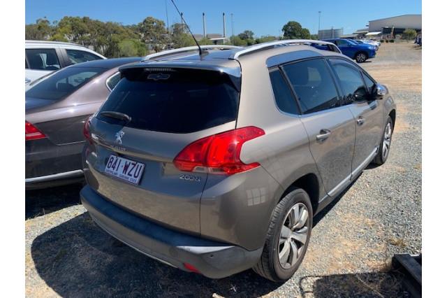 2014 Peugeot 2008 A94 ALLURE Suv Image 5