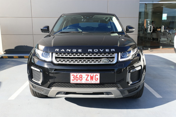 2016 MY17 Land Rover Range Rover Evoque L538 MY17 TD4 150 Suv Image 2