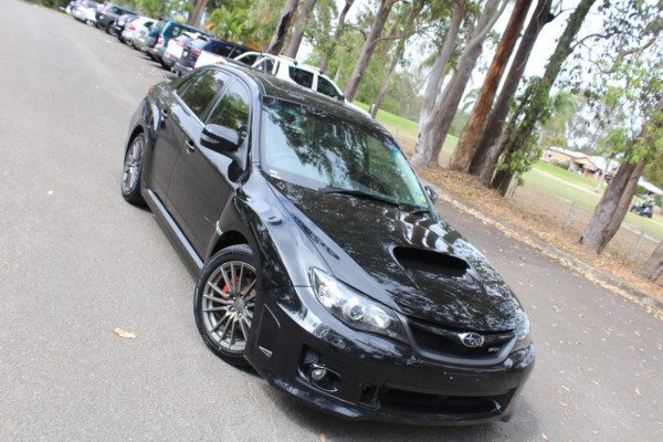 Subaru WRX G3