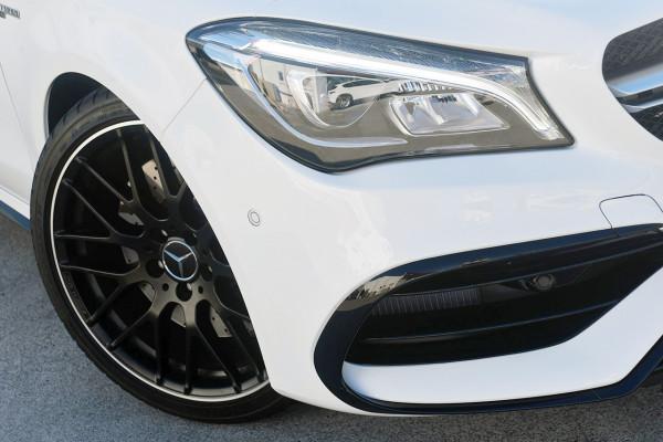 2018 MY09 Mercedes-Benz Cla45 X117 809MY AMG Wagon Image 2