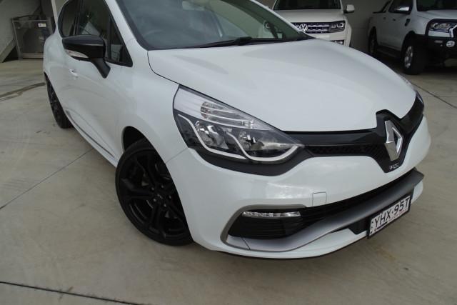 2014 Renault Clio Sport