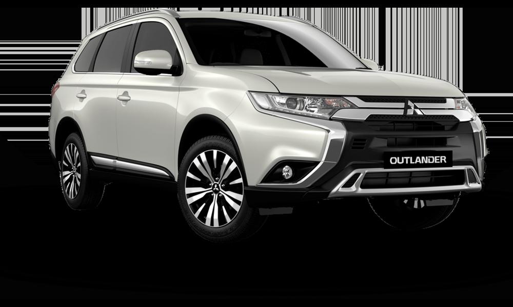2021 Mitsubishi Outlander Suv