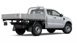 2020 MY20.75 Ford Ranger PX MkIII XL Super Cab Chassis Ute