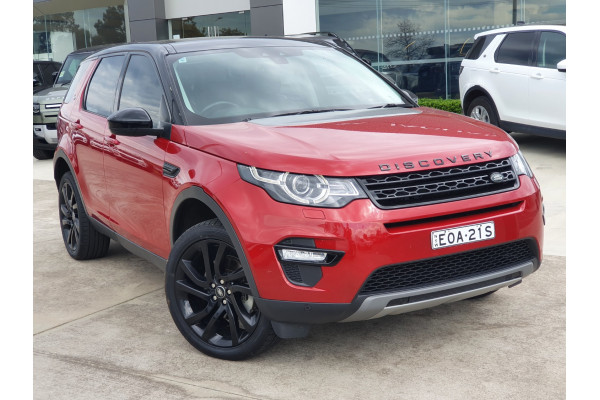 2018 Land Rover Discovery Sport L550 17MY TD4 150 Suv Image 3