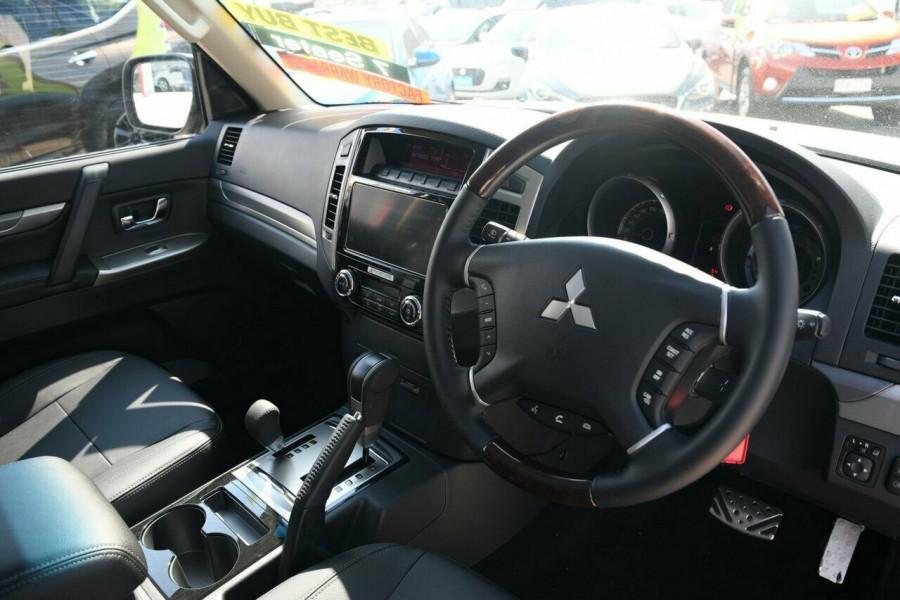 2018 MY19 Mitsubishi Pajero NX Exceed Suv