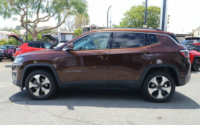 2018 Jeep Compass M6 Limited Suv Image 4