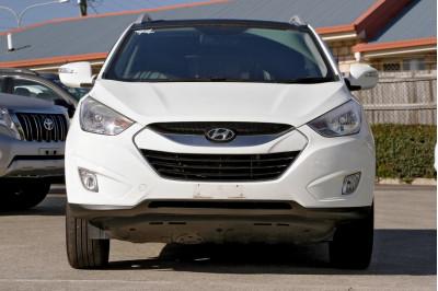 2011 Hyundai ix35 LM MY11 Highlander Wagon Image 4