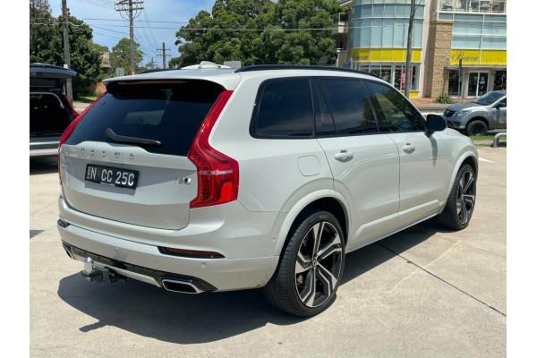 2020 MY21 Volvo XC90 256 MY21 T6 R-Design (AWD) Suv Image 4