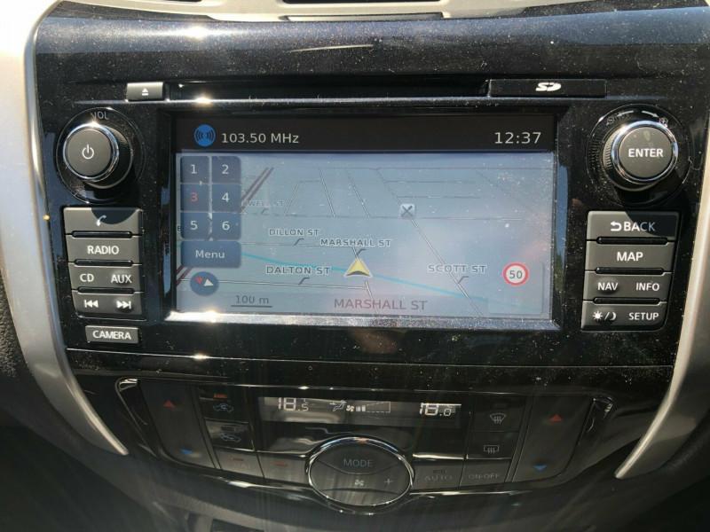 2019 Nissan Navara D23 Series 3 ST-X 4X2 Dual Cab Pickup Utility