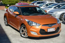 Hyundai Veloster + Coupe D-CT FS3