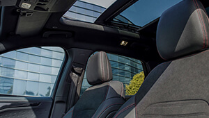 All-New Escape Panoramic Sunroof