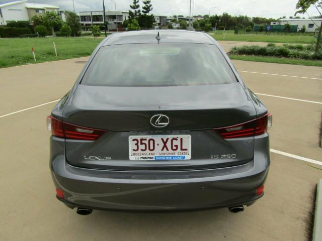 2014 Lexus IS GSE30R IS250 Luxury Sedan Mobile Image 6