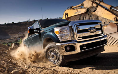 F-Truck 250 King Ranch Power And Handling