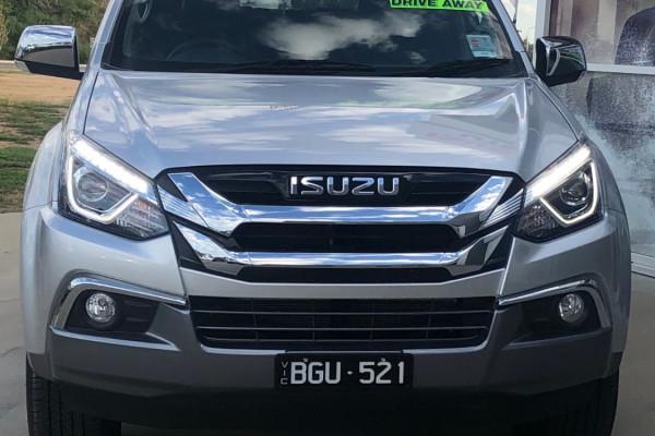 2019 Isuzu UTE MU-X LS-T 4x2 Wagon Image 2