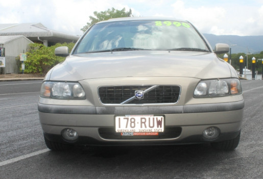 2003 Volvo S60 MY03 AWD Sedan