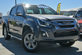 Isuzu Ute D-MAX LS-T Crew Cab 4x2 High Ride MY18