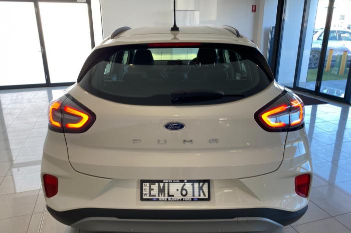2020 MY20.75 Ford Puma JK 2020.75MY Wagon Wagon Image 9