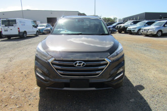 2016 Hyundai Tucson TLE HIGHLANDER Suv Image 2