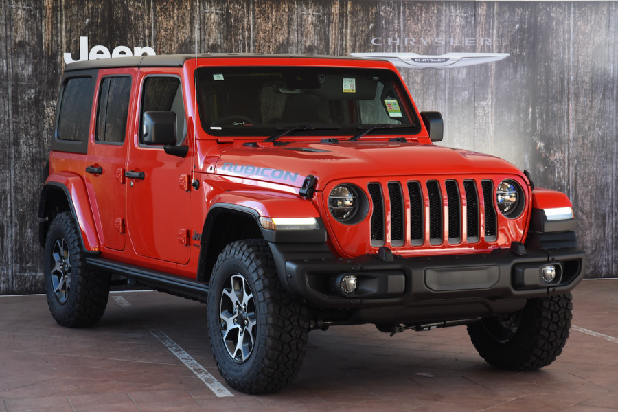2019 MY20 Chrysler Wrangler Wagon