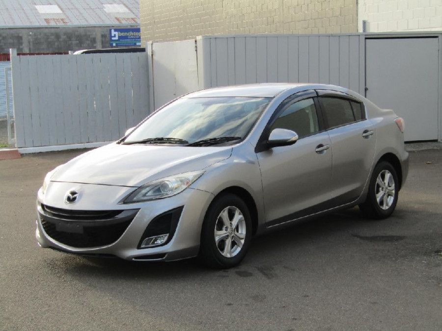 2009 Mazda Axela 20E Sedan