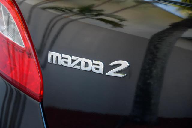 2008 Mazda 2 DE Series 1 Neo Hatchback Image 6