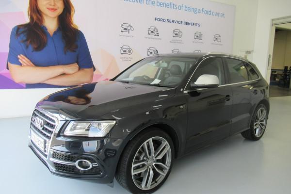 2014 Audi Sq5 8R MY14 TDI Suv