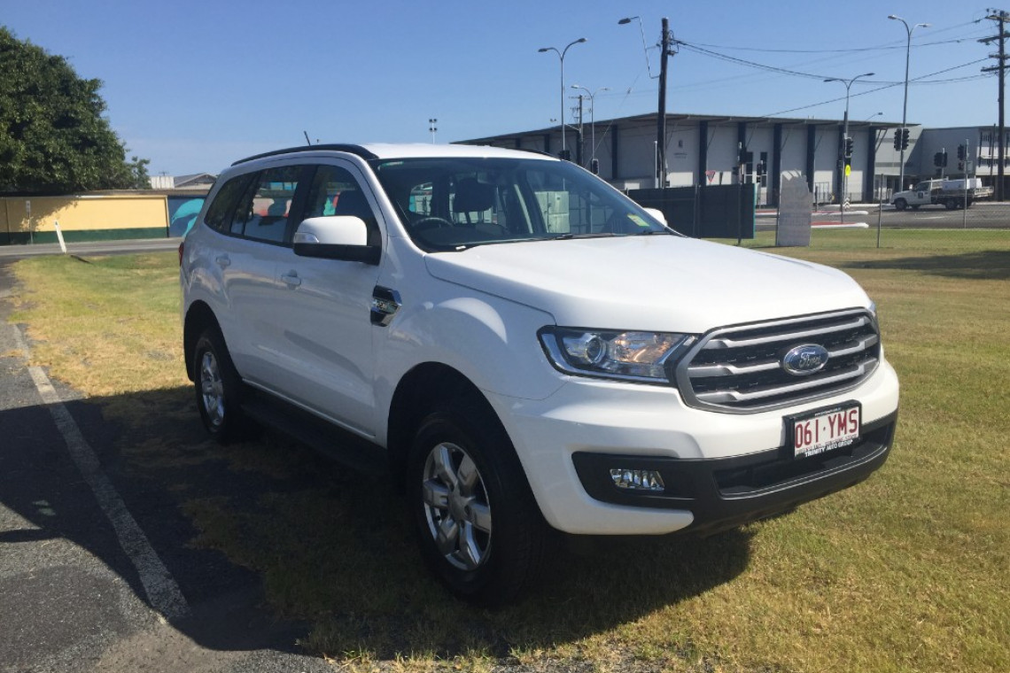2018 MY19 Ford Everest UA Ambiente 4WD Suv