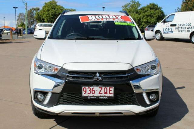 2018 Mitsubishi ASX XC LS 2WD Suv Image 3