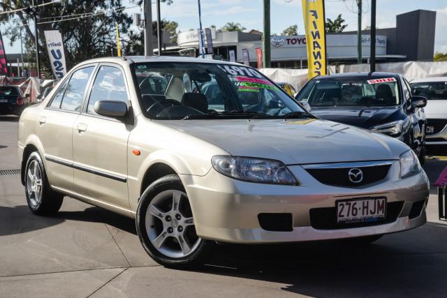 2003 Mazda 323 BJ II-J48 Protege Shades Sedan