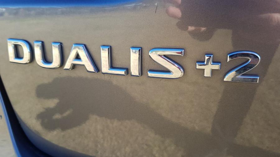 2013 MY12 Nissan DUALIS J107 Series 3 +2 ST Hatch Image 8