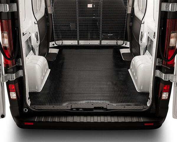 Rubber Cargo Mat - Long Wheel Base